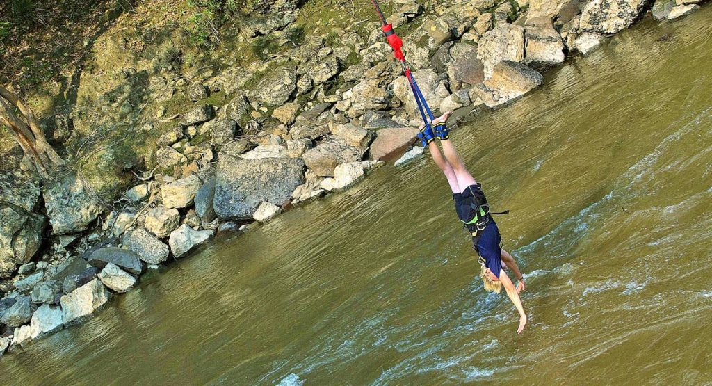 bungee jumping colombia